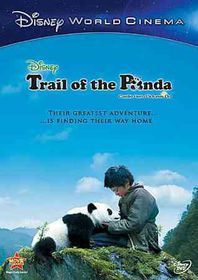 Trail of the Panda - (Region 1 Import DVD)