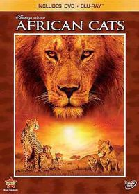 Disneynature:African Cats - (Region 1 Import DVD)