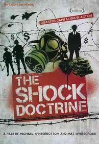Shock Doctrine - (Region 1 Import DVD)