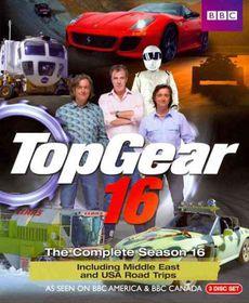 Top Gear 16 - (Region A Import Blu-ray Disc)