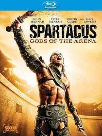 Spartacus:Gods of the Arena - (Region A Import Blu-ray Disc)