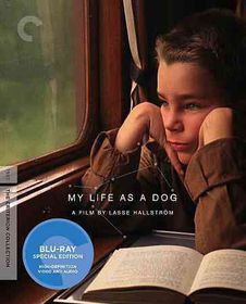 My Life As a Dog - (Region A Import Blu-ray Disc)