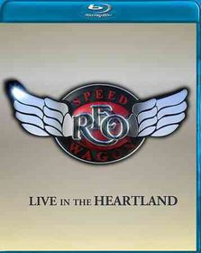 Reo Speedwagon:Live in the Heartland - (Region A Import Blu-ray Disc)