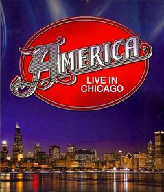 America:Live in Chicago - (Region A Import Blu-ray Disc)