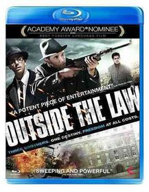Outside the Law - (Region A Import Blu-ray Disc)