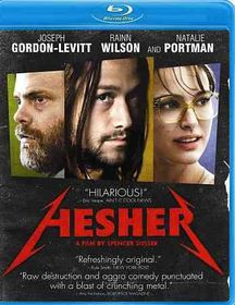 Hesher - (Region A Import Blu-ray Disc)