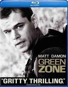 Green Zone - (Region A Import Blu-ray Disc)