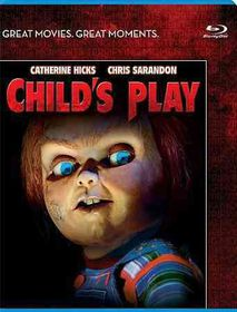 Child's Play - (Region A Import Blu-ray Disc)
