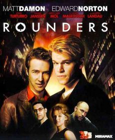 Rounders - (Region A Import Blu-ray Disc)
