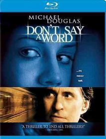 Don't Say a Word - (Region A Import Blu-ray Disc)