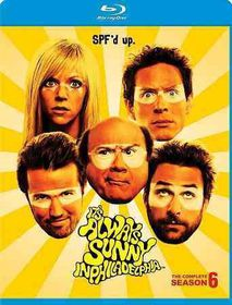 It's Always Sunny in Philadelph Ssn 6 - (Region A Import Blu-ray Disc)