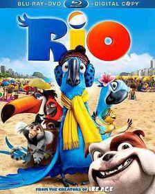 Rio - (Region A Import Blu-ray Disc)