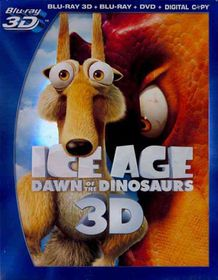 Ice Age 3:Dawn of the Dinosaurs 3d - (Region A Import Blu-ray Disc)