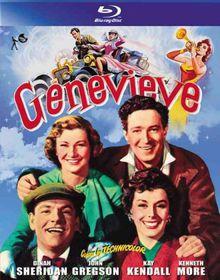 Genevieve - (Region A Import Blu-ray Disc)
