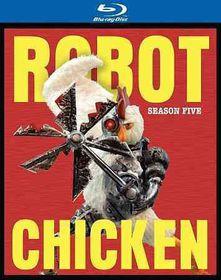 Robot Chicken:Season Five - (Region A Import Blu-ray Disc)