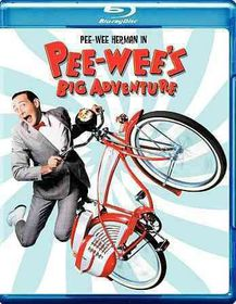 Pee Wee's Big Adventure - (Region A Import Blu-ray Disc)