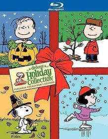 Peanuts Holiday Collection - (Region A Import Blu-ray Disc)
