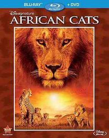Disneynature:African Cats - (Region A Import Blu-ray Disc)