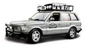 Bburago - 1/24 Range Rover - Silver