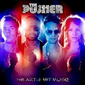Pusher, The - The Art Of Hit Music (CD)