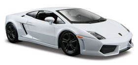 Maisto - Scale 1/24 Lamborghini Gallardo LP560-4 - Black