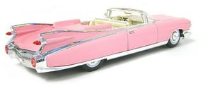 Maisto - 1/18 Cadillac Eldorado 1959 - Pink