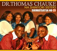 Chauke Thomas Na Shinyor - Shimatsatsa No.3 (CD)