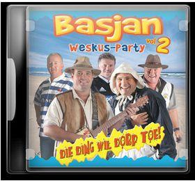 Basjan Weskus-party - Vol.2 - Die Ding Wil Dorp T - Various Artists (CD)