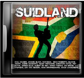 Suidland - Various Artists (CD)