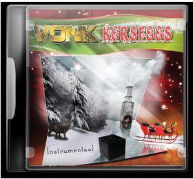 Vonk Kersfees - Various Artists (CD)