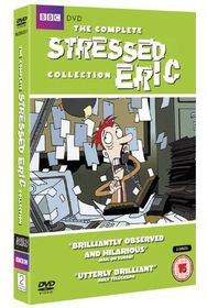 Stressed Eric: The Complete Collection (Import DVD)