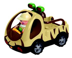 Tolo Toys - First Friends Safari Vehicle