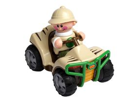 Tolo Toys - First Friends Safari Quad Bike
