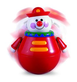 Tolo Toys - Roly Poly Chiming Clown