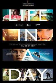 Life in a Day - (Region 1 Import DVD)