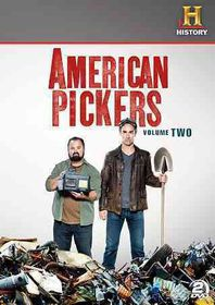 American Pickers:Volume 2 - (Region 1 Import DVD)