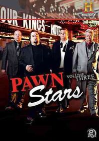 Pawn Stars:Volume 3 - (Region 1 Import DVD)