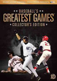 Baseball?S Greatest Games - (Region 1 Import DVD)