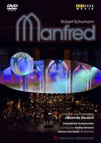 Schumann:Manfred - (Region 1 Import DVD)