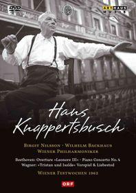 Beethoven/Wagner:Hans Knappertsbusch - (Region 1 Import DVD)
