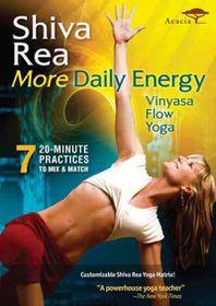 Shiva Rea:More Daily Energy - (Region 1 Import DVD)