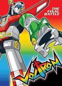 Voltron:Final Battle - (Region 1 Import DVD)