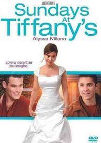 Sundays at Tiffany's - (Region 1 Import DVD)