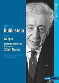 Chopin:Rubinstein Plays Chopin - (Region 1 Import DVD)