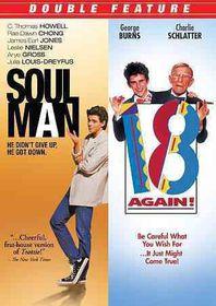 Soul Man/18 Again - (Region 1 Import DVD)