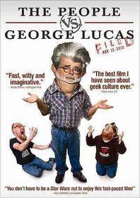 People Vs George Lucas - (Region 1 Import DVD)