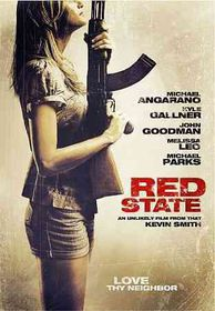 Red State - (Region 1 Import DVD)