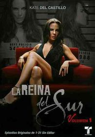La Reina Del Sur Vol 1 - (Region 1 Import DVD)