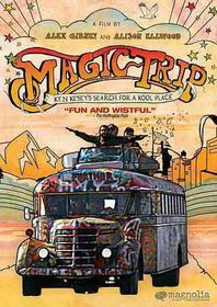 Magic Trip - (Region 1 Import DVD)