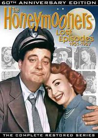 Honeymooners Lost Episodes 60th Ann E - (Region 1 Import DVD)